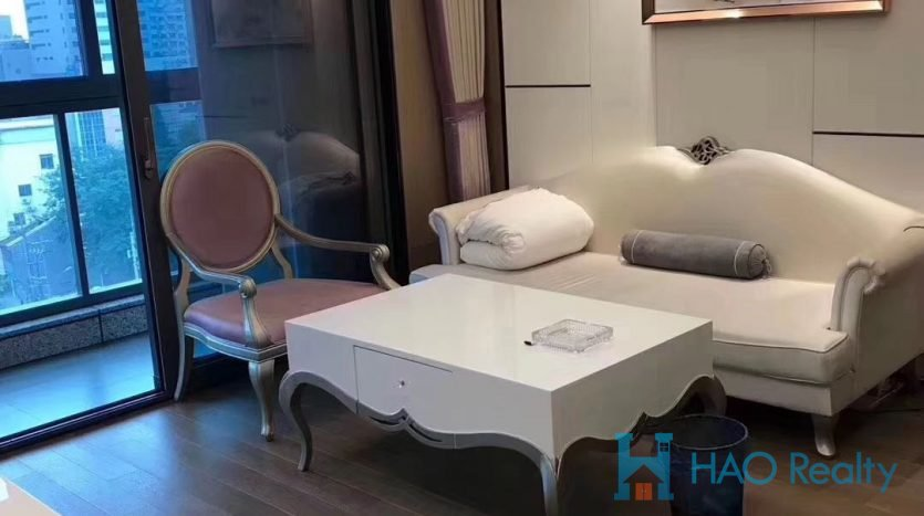 Spacious 2BR Apartment in North Shanxi Road 399 HAO Realty Shanghai HAOAG025897