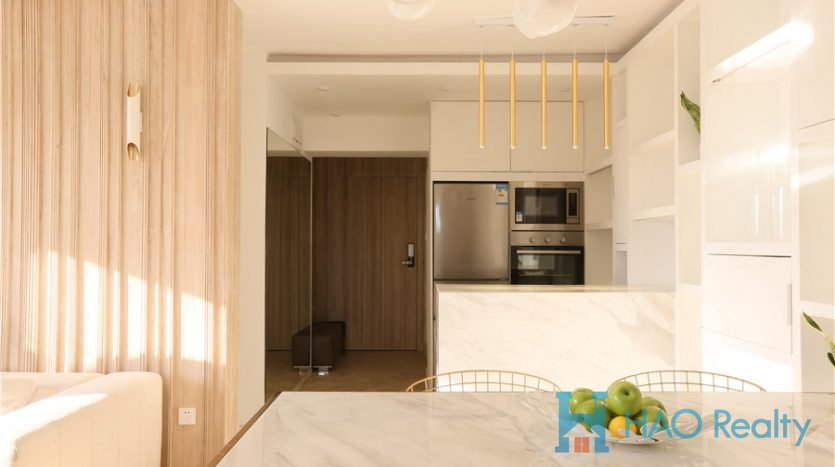 Spacious 2BR Apartment w/Floor Heating in Former French Concession HAO Realty Shanghai HAOJH026116