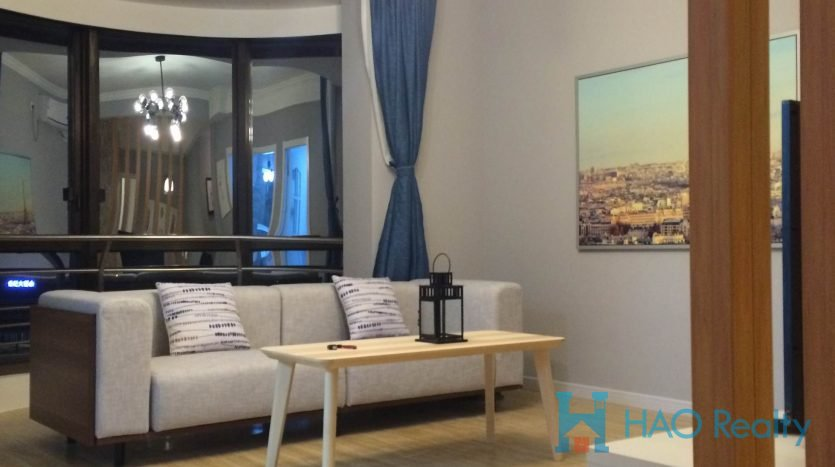 Spacious 2BR Apartment w/Wall Heating in Pudong HAO Realty Shanghai HAOAG023975