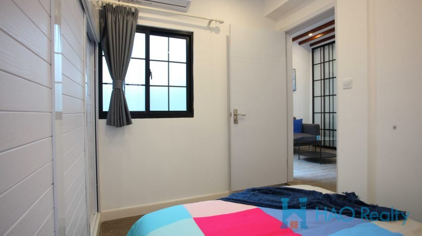 Spacious 2BR Lane House in Former French Concession HAO Realty Shanghai HAOMS023900