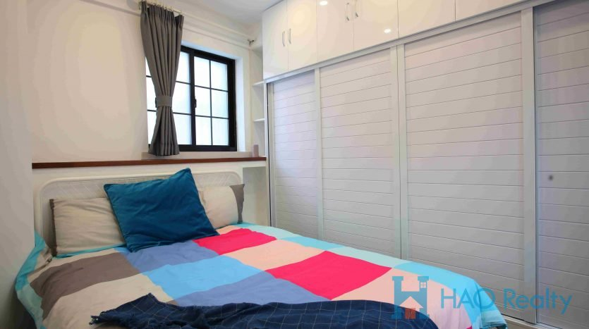 Spacious 2BR Lane House in Jing'an Temple HAO Realty Shanghai HAOAG025388