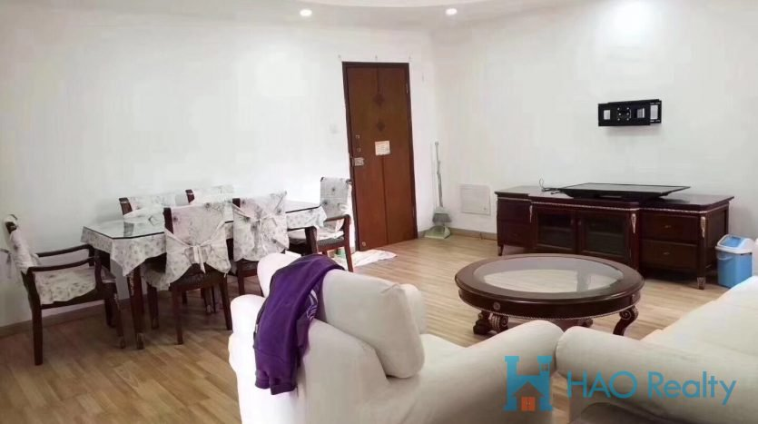 Spacious 3BR Apartment near Jing'an Temple HAO Realty Shanghai HAOAG026275