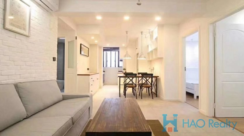 Spacious 3BR Apartment w/Floor Heating in Former French Concession HAO Realty Shanghai HAOAG026362