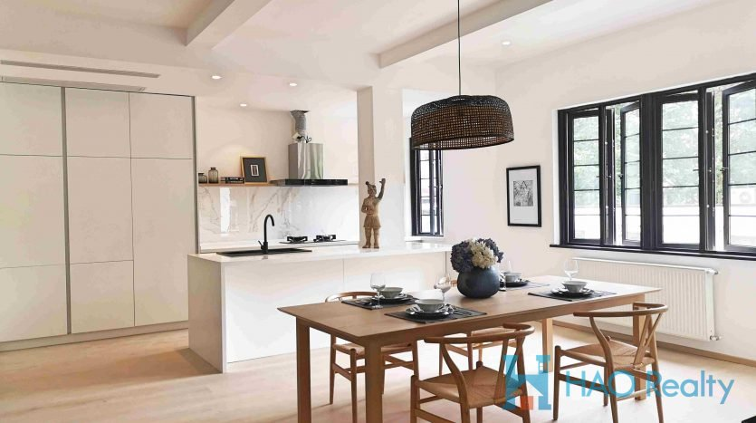 Spacious 3BR Apartment w/Floor Heating in Former French Concession HAO Realty Shanghai HAOSW025479