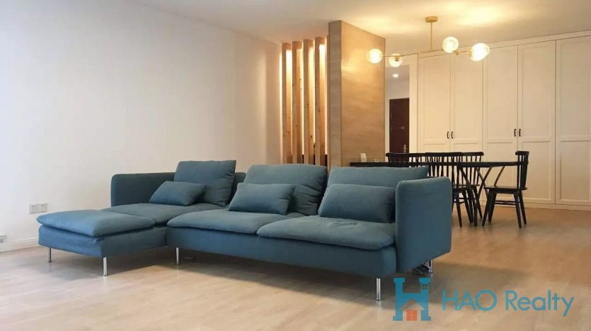 Spacious 3BR Apartment w/Floor Heating in Gubei HAO Realty Shanghai HAOAG028043