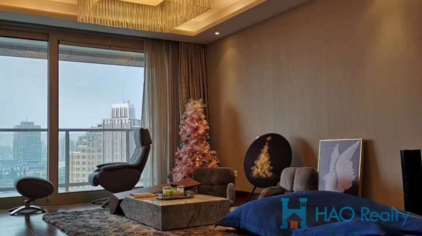 Spacious 3BR Apartment w/Floor Heating in The Paragon HAO Realty Shanghai HAOSW023826