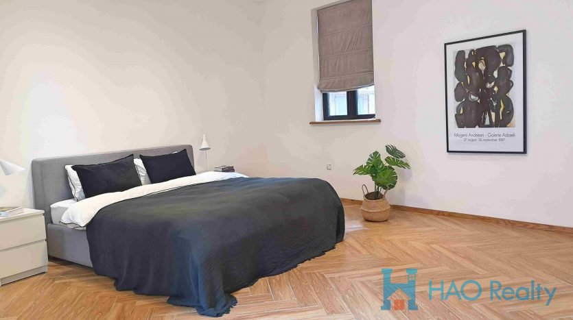 Spacious 3BR Lane House in Former French Concession HAO Realty Shanghai HAOLC025787