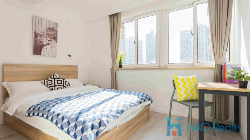 Spacious 4BR Apartment w/Wall Heating in Xujiahui HAO Realty Shanghai HAOAG024399
