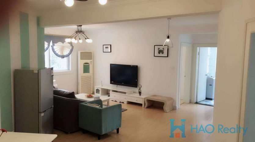 Sunny 3BR Apartment in Downtown HAO Realty Shanghai HAOEC024936