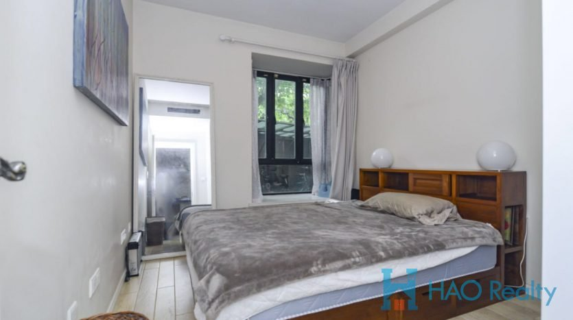 Sunny 4BR Apartment in Former French Concession HAO Realty Shanghai HAOEC026568