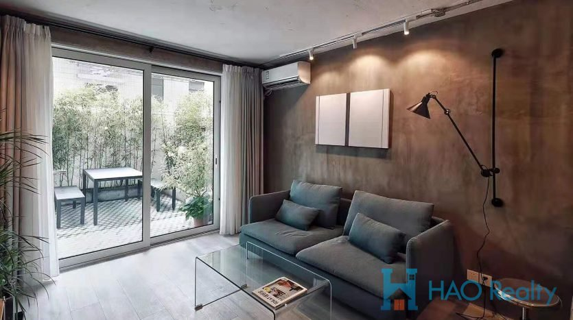 Renovated Apartment in Former French Concession HAO Realty Shanghai HAOJH031873