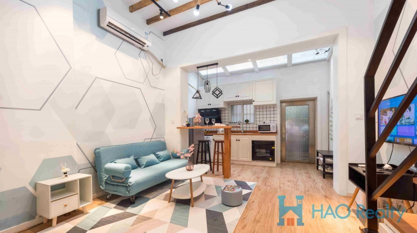 Lane House in Former French Concession HAO Realty Shanghai HAOJH037525
