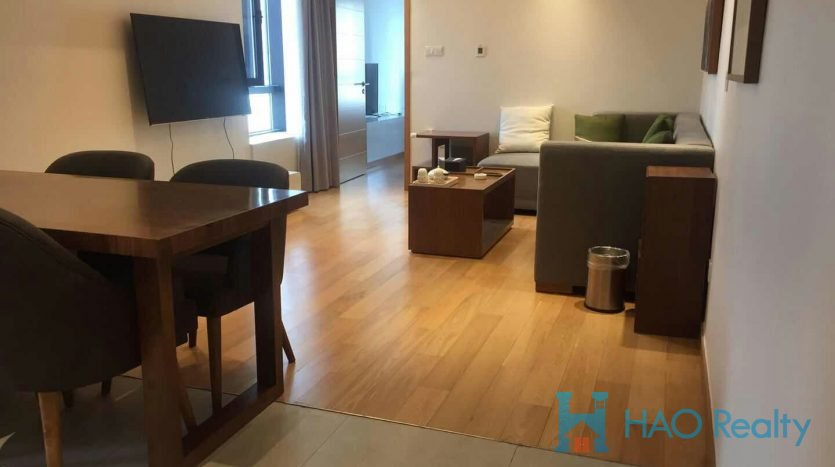 Modern Apartment in Downtown HAO Realty Shanghai HAOMS037132