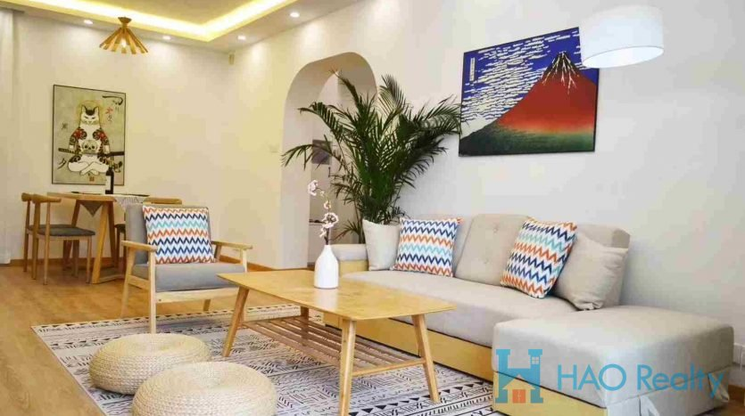 Modern Apartment in Downtown HAO Realty Shanghai HAOMS037539