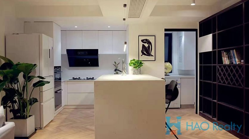 Modern Apartment in Former French Concession HAO Realty Shanghai HAOMS037562