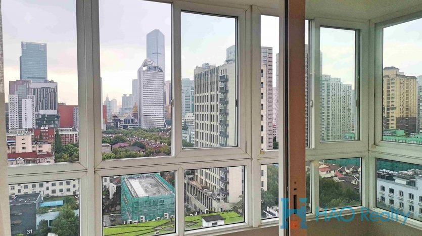 Modern Apartment in Jing'an Temple Area HAO Realty Shanghai HAOMS037360