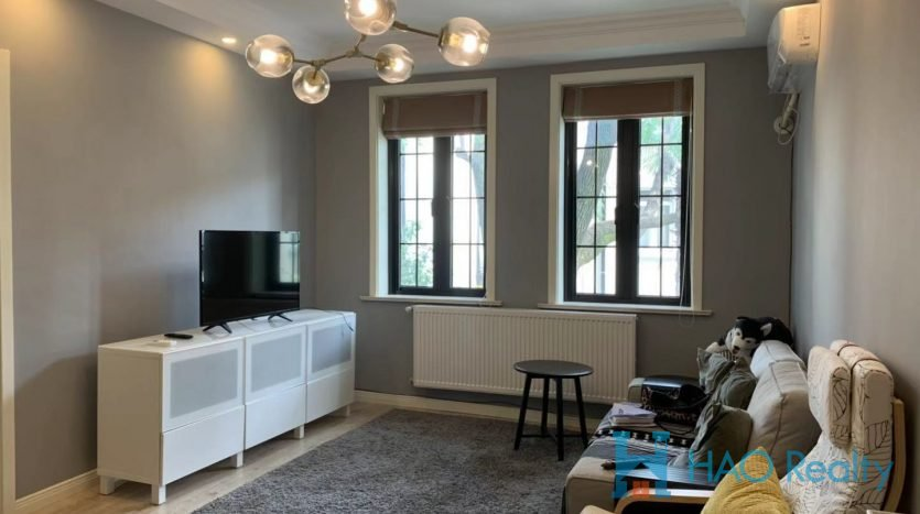 Renovated Apartment in Former French Concession HAO Realty Shanghai HAOJH037683