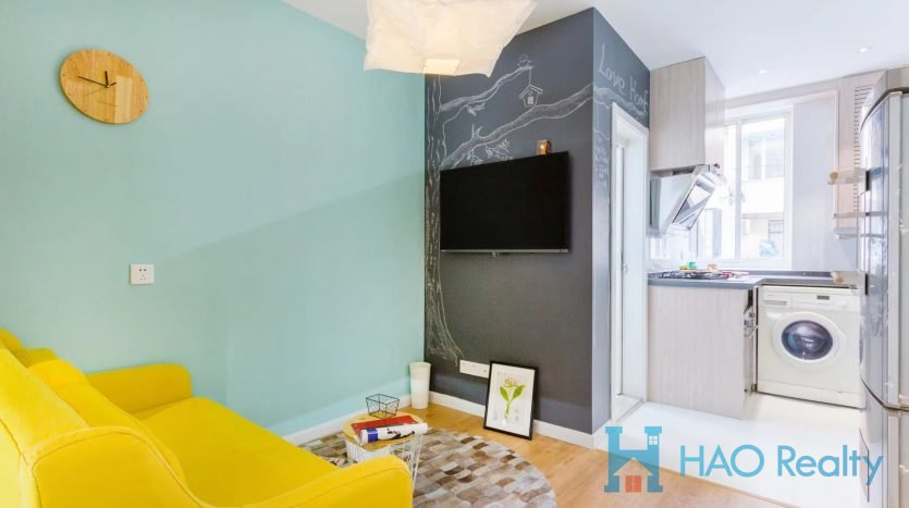 Renovated Apartment in Former French Concession HAO Realty Shanghai HAOMS037277