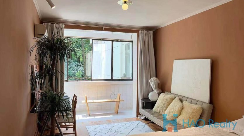 Renovated Apartment in Former French Concession HAO Realty Shanghai HAOMW037764