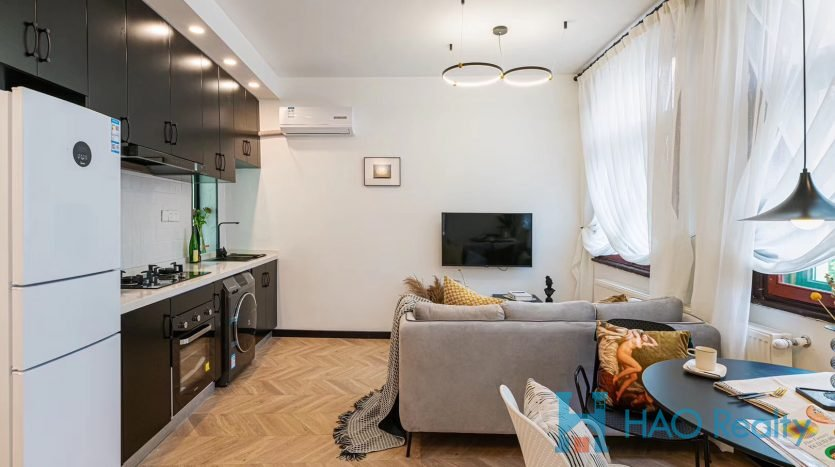 Renovated Apartment in Former French Concession HAO Realty Shanghai HAOMW037935
