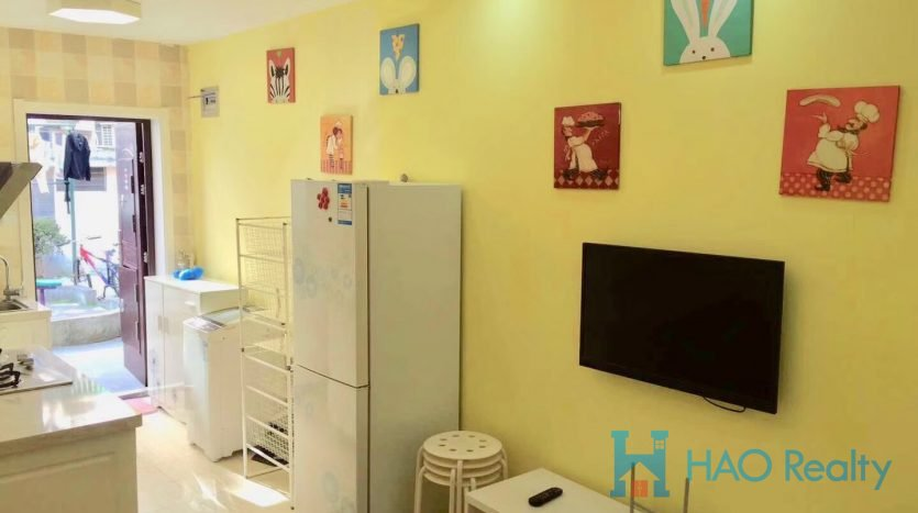 Renovated Apartment in Zhongshan Park Area HAO Realty Shanghai HAOMW038131