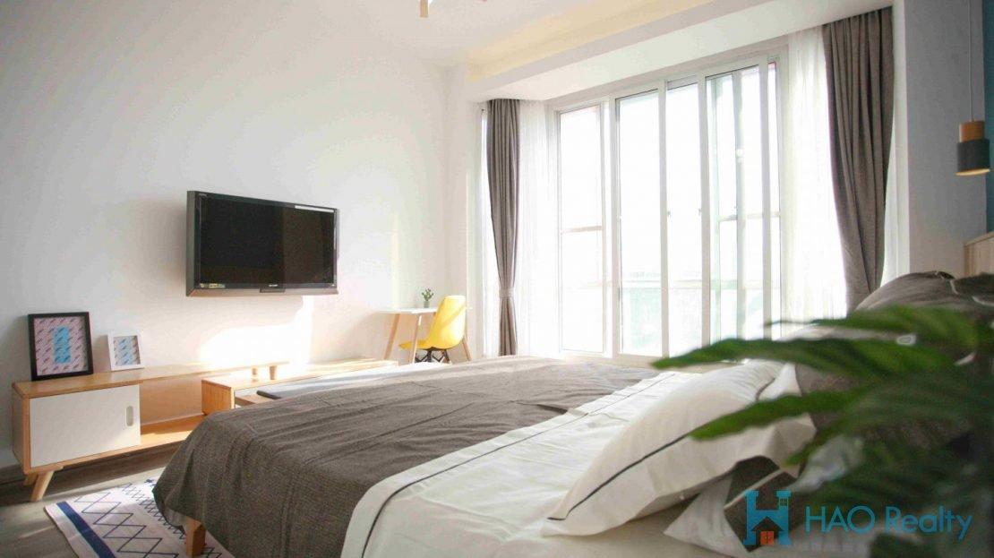 Modern Apartment JinSeWeiYeNa 【JinXiuLu333Nong】 HAO Realty Shanghai HAOTZ050923