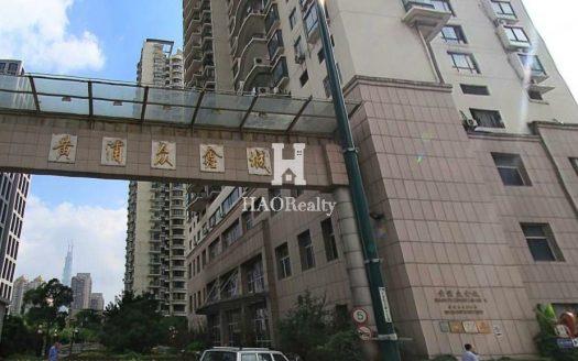 Huangpu Zhongxin City is located on South Xizang Road near East Fuxing Road