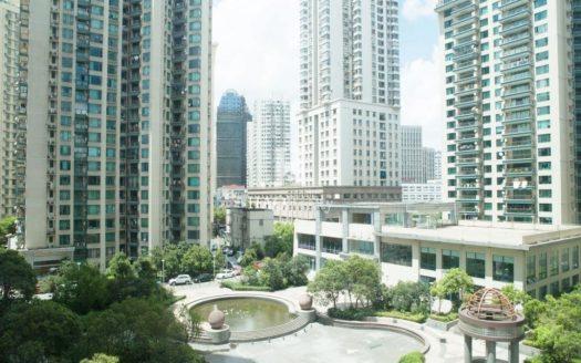 Oriental Manhattan is located in Downtown Shanghai