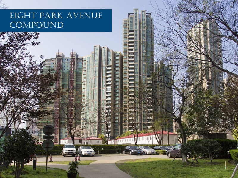 One Park Avenue Jingan Temple Apartments for rent