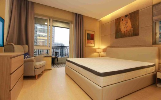 Cozy 1BR Modern Apartment w/Wall Heating at City Castle HAO Realty Shanghai HAORZ002048