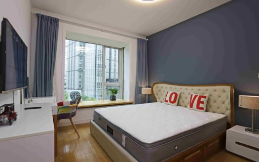 Spacious 1BR Apartment in Ladoll International City HAO Realty Shanghai HAOLC007582