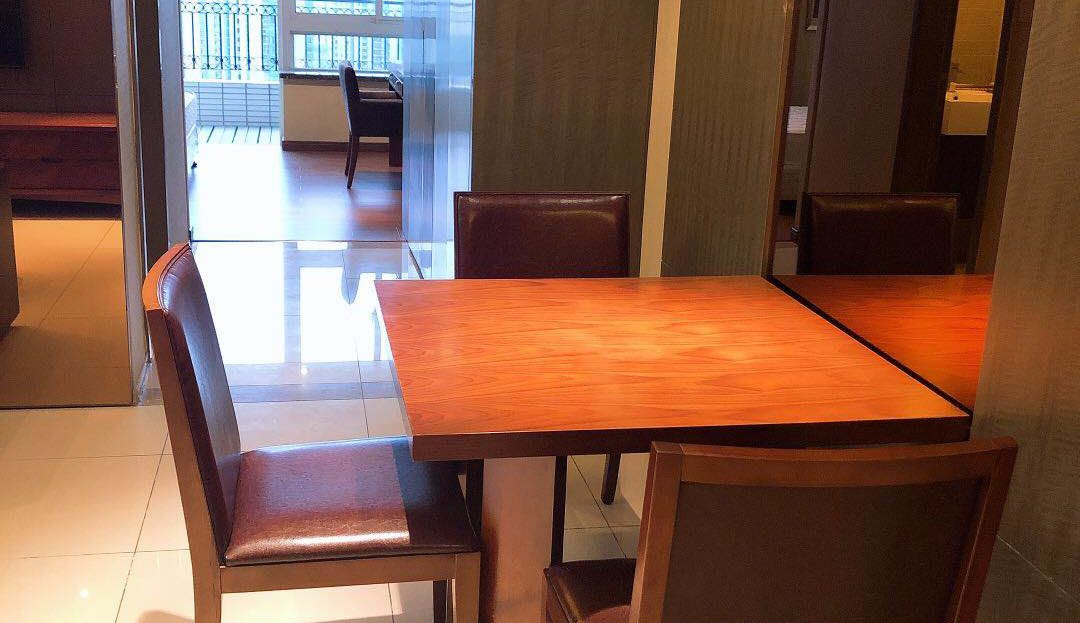 Spacious 1BR Modern Apartment w/Floor Heating in City Castle HAO Realty Shanghai HAOGG005142
