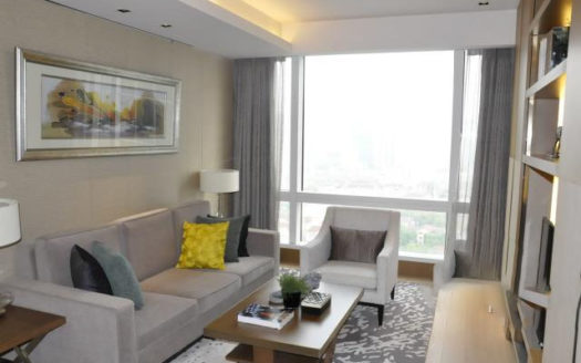 Jing'an Kerry Center 1BR Service Apartment Shanghai