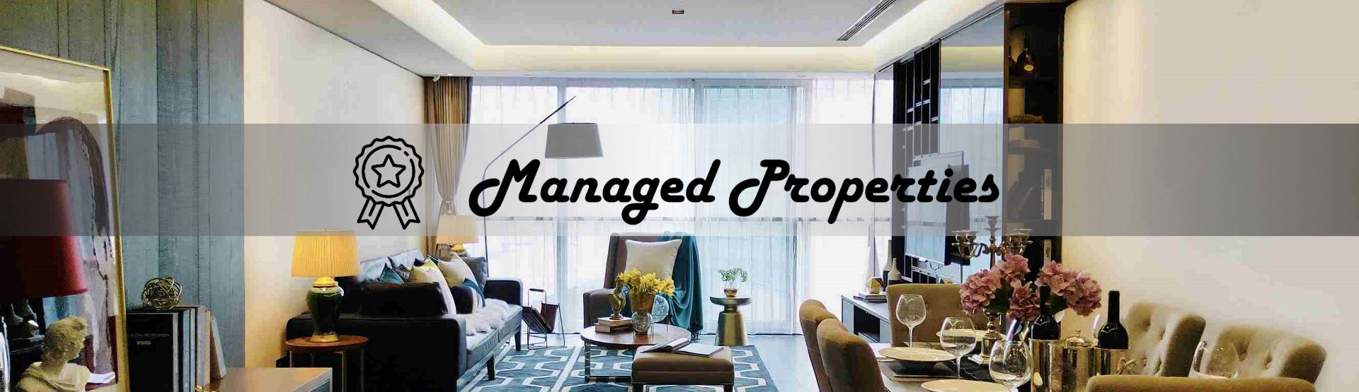 Managed Properties Shanghai
