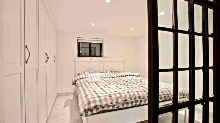 Cozy 2BR Lane House in West Nanjing Road HAO Realty Shanghai HAOAG025847