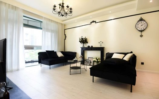 Spacious 3BR Apartment w/Wall Heating nr North Sichuan Road HAO Realty Shanghai HAOAG024185