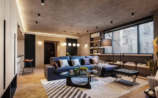 Modern Apartment in Former French Concession HAO Realty Shanghai HAOJH041020