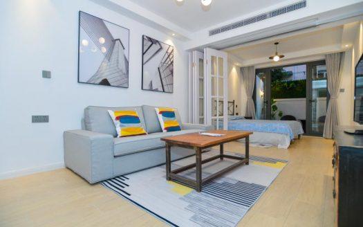 Renovated Apartment near Jiangsu Road Metro HAO Realty Shanghai HAOMS047559