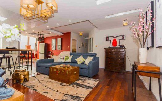 Jingan Changhua Apartments HAO Realty Shanghai HAOTW060097