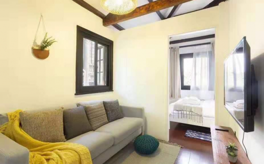 Lane House in quiet Gao'an Road HAO Realty Shanghai HAOEL059794