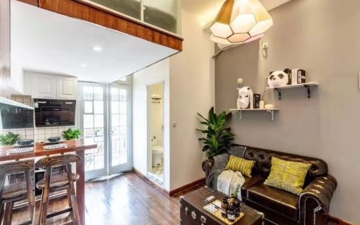 Renovated Apartment in Downtown HAO Realty Shanghai HAOTW060596