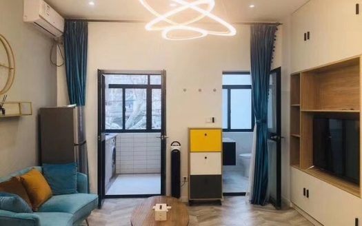Renovated Apartment in Former French Concession HAO Realty Shanghai HAOMS059110