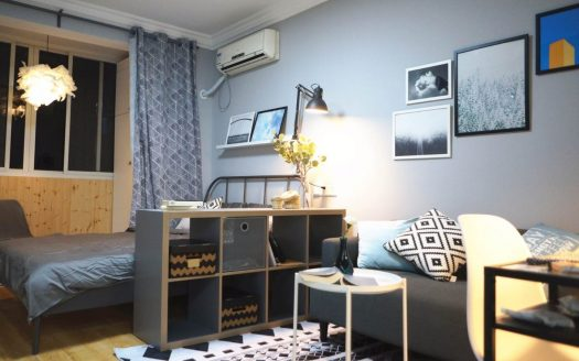 Renovated Apartment in Xujiahui Area HAO Realty Shanghai HAOTW060904