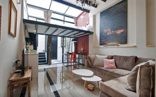 Lane House in Former French Concession HAO Realty Shanghai HAOTW061232