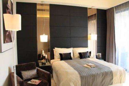 grand gateway 66 service apartments xujiahui shanghai bedroom