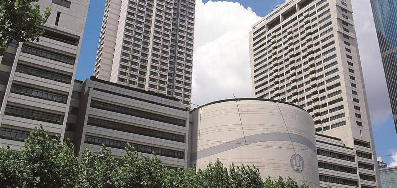 Shanghai Centre service apartments