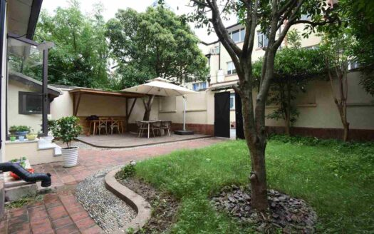 Lane House in Former French Concession HAO Realty Shanghai HAOLC073149
