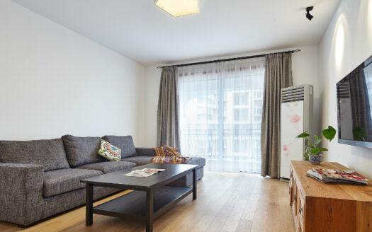 Modern Apartment in Zhongshan Park Area HAO Realty Shanghai HAOKK071690