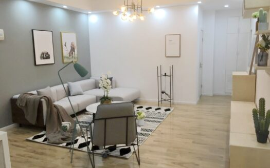 Renovated Apartment in Downtown HAO Realty Shanghai HAOTW088378