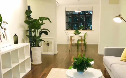 Renovated Apartment in Former French Concession HAO Realty Shanghai HAOTW088403